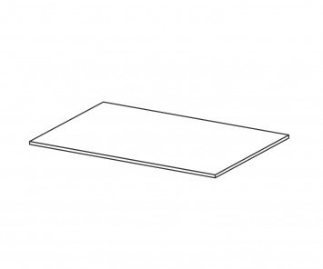 Novamobili Kleiderschrank-Zubehör Armadi Einlegeboden H 1,2 cm