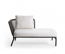 Oasiq Yland Chaiselongue 2er Sofa