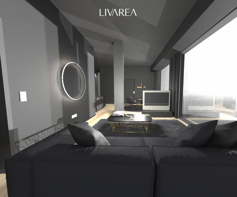 3D Planung Ray Tracing Kleiderschrank