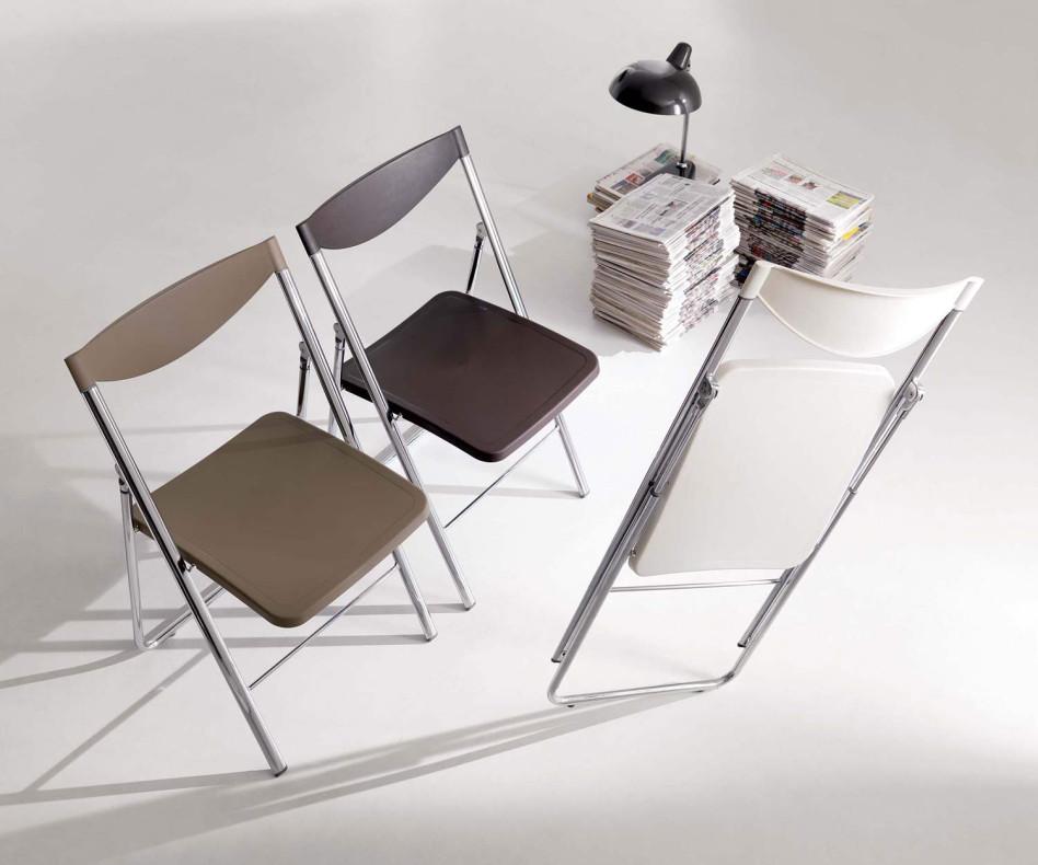 Ozzio Design Klappstuhl Nobys