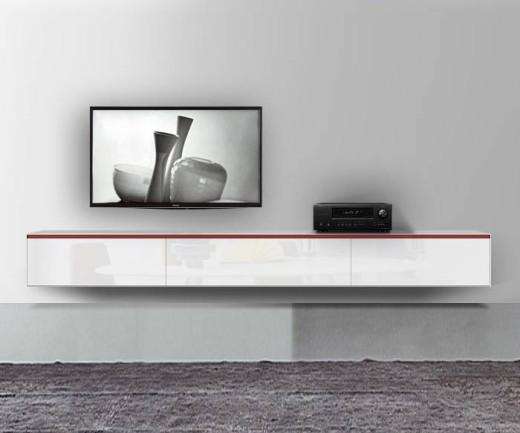 Novamobili Reverse Lowboard  TV Möbel Hängend B 300 cm