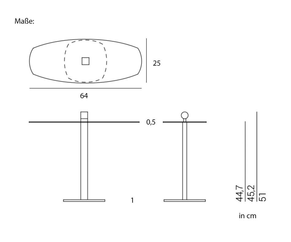 Moderner Design Sofa Beistelltisch Marelli Leaf