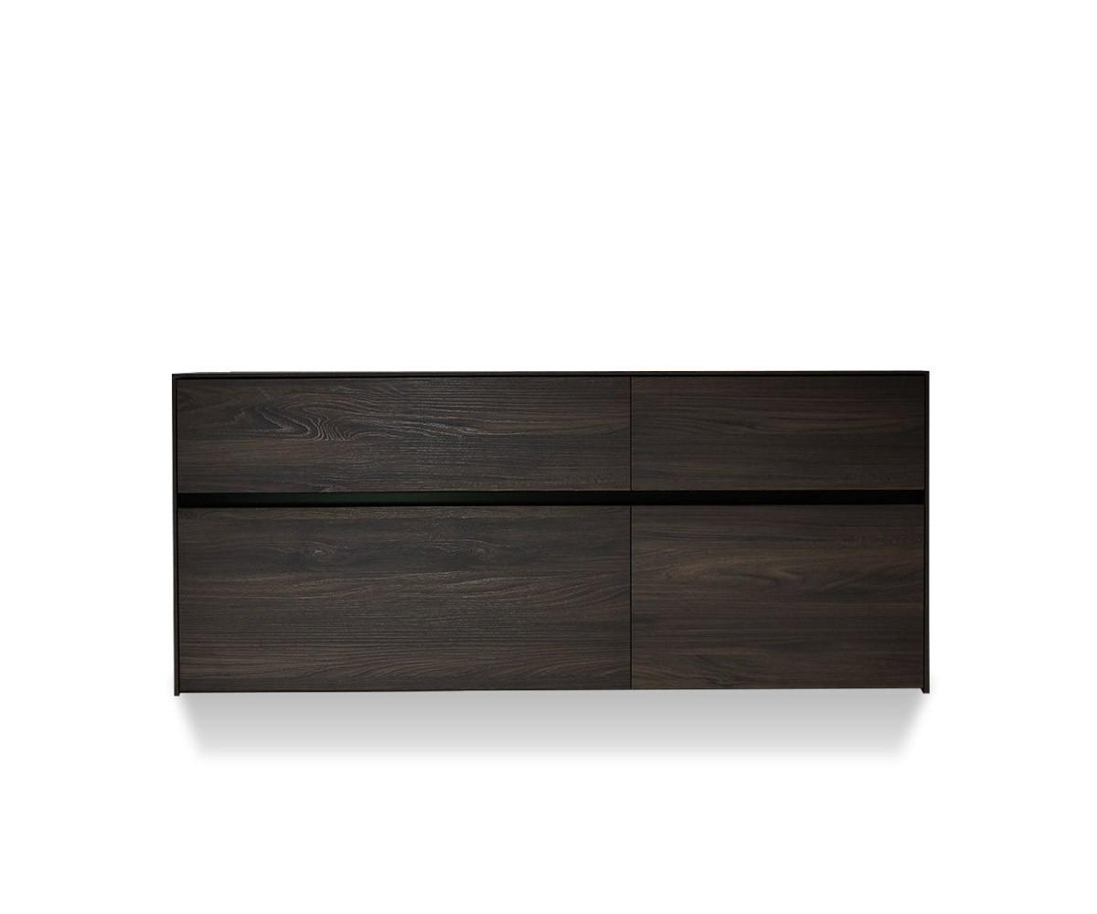 novamobili sideboard line sospesa. Black Bedroom Furniture Sets. Home Design Ideas