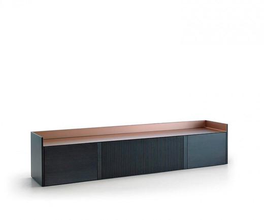 Exklusives Punt Stockholm Design TV Lowboard