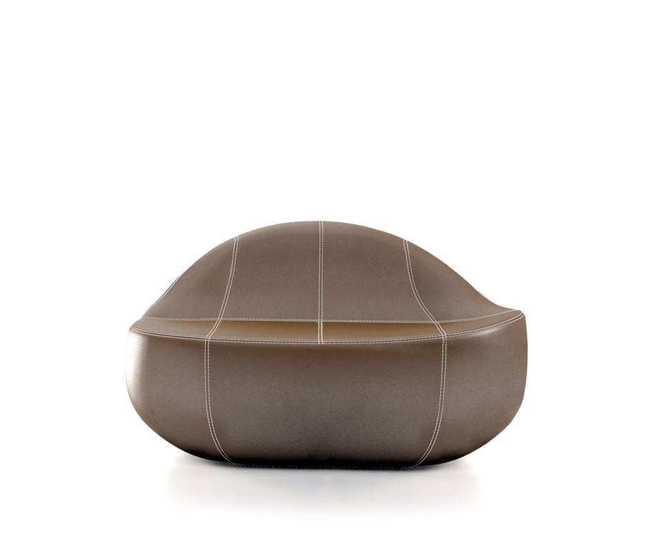 Exklusiver SpHaus baby flirtstone Design Sessel in Siena