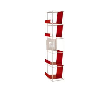 MEME Design Libro vertikales Wand Bücherregal