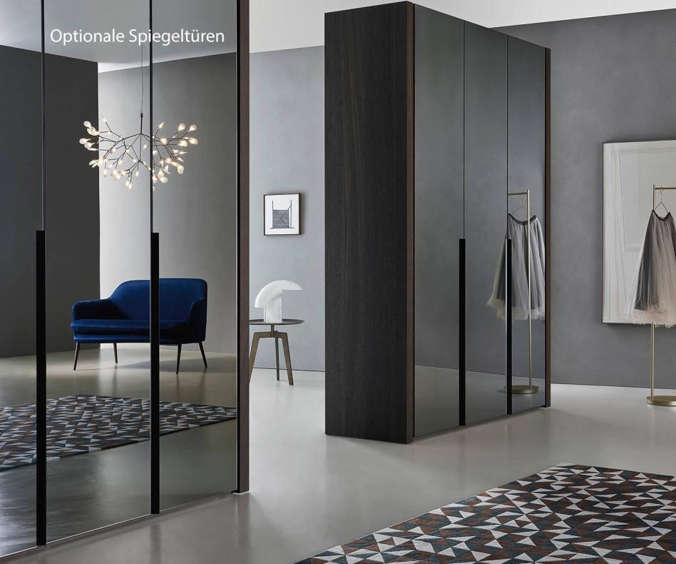Moderner Livitalia Design Schuhschrank mit LED Beleuchtung