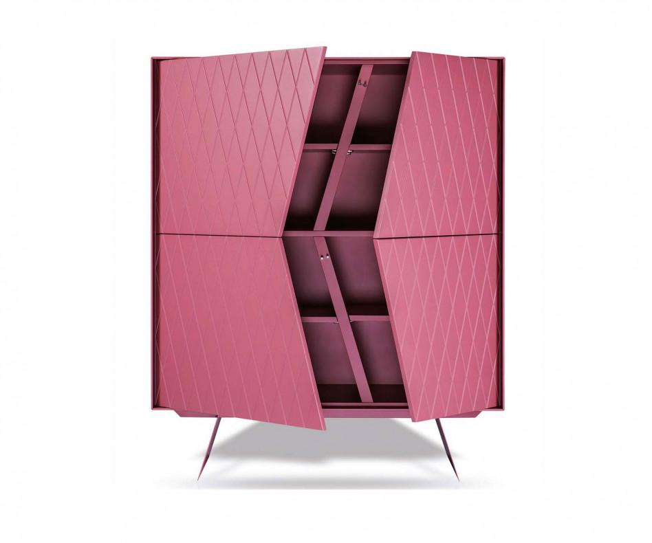 al2 Highboard e-klipse 009 Pink