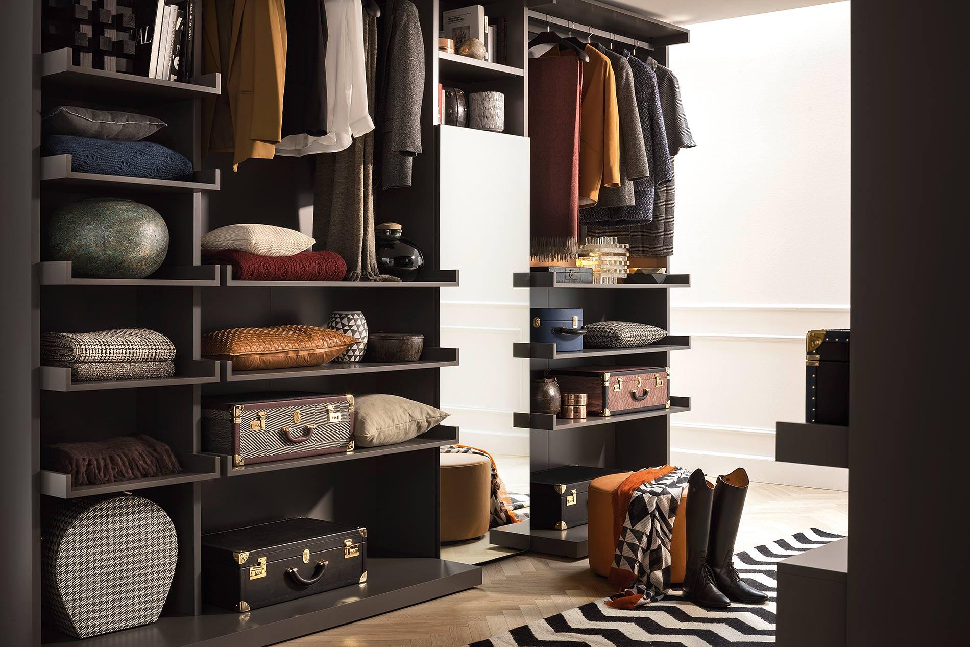 Luxus Garderobe Mit Spiegelschrank