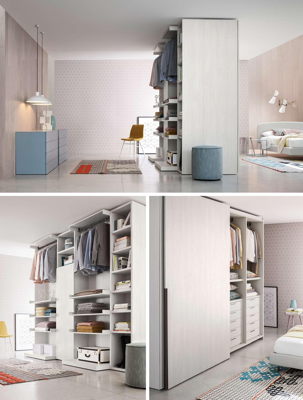 niedlich raumteiler schrank galerie die besten wohnideen. Black Bedroom Furniture Sets. Home Design Ideas
