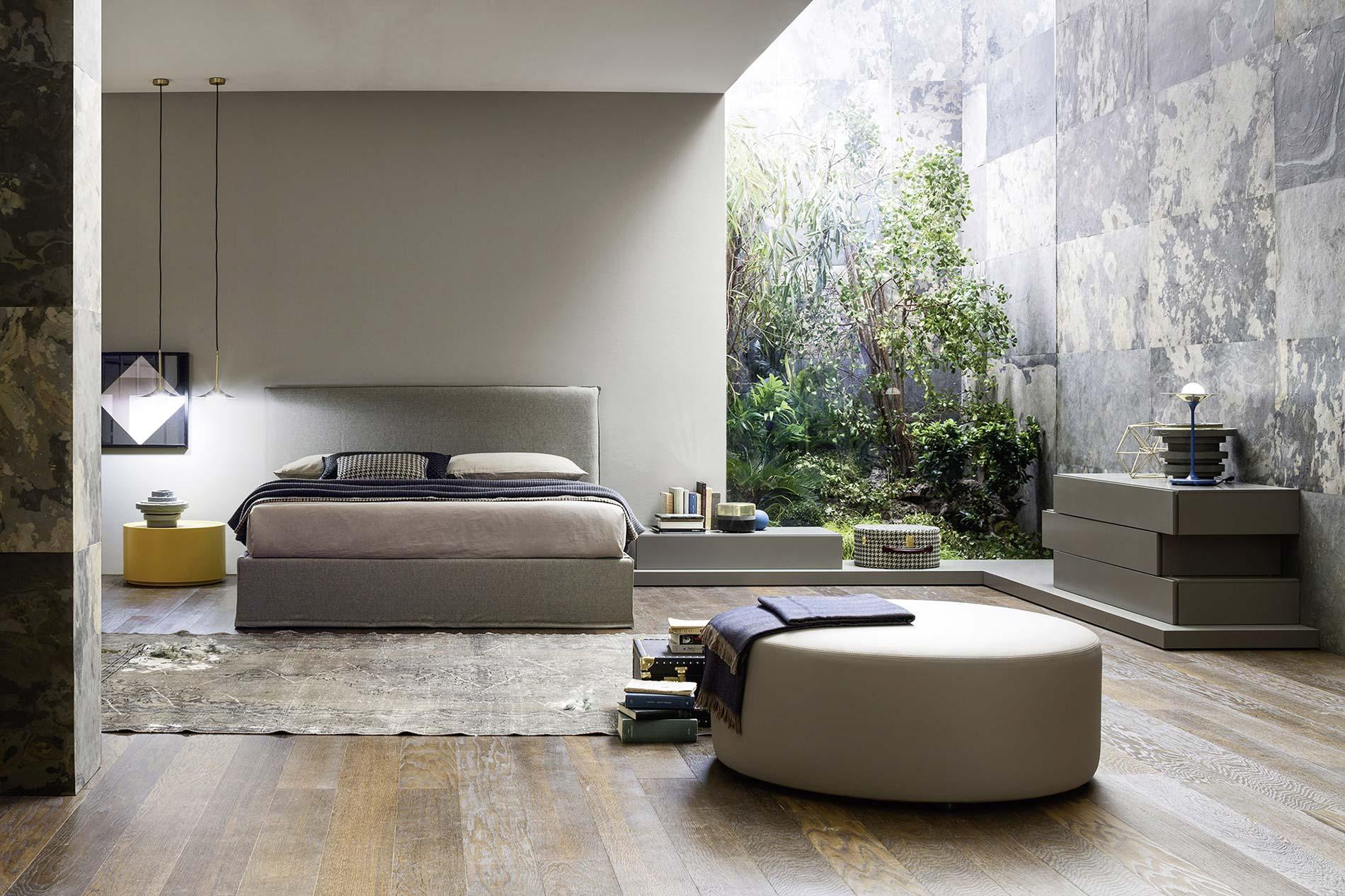 schlafzimmer mit mini jungle, Schlafzimmer entwurf