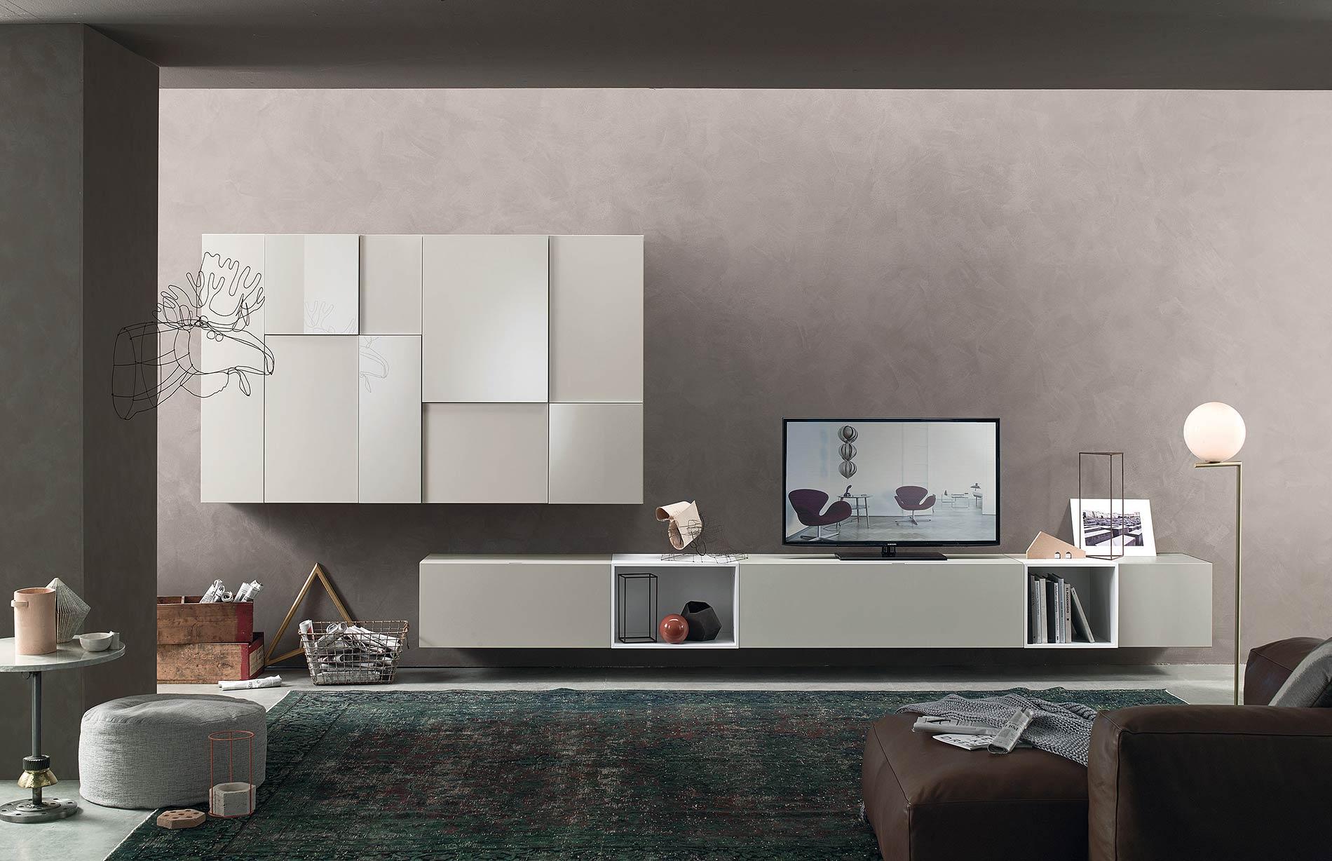 Bezaubernd Hochwertige Wohnwände Das Beste Von Design Wohnwand