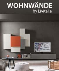 Livitalia Wohnwand Katalog 2018
