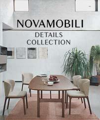 Novamobili Tisch & Stühle Katalog 2018