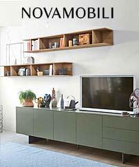 Novamobili Wohnzimmermöbel Katalog 2018