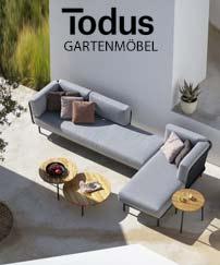 Todus Designer Gartenmöbel Katalog 2020