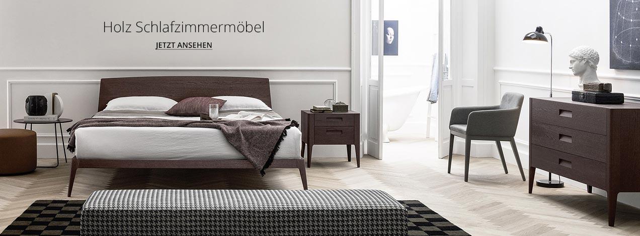 Holz Schlafzimmermöbel