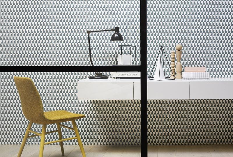 Moderne Design Tapete