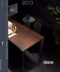 Ozzio Katalog - 2013 - Table and Chair