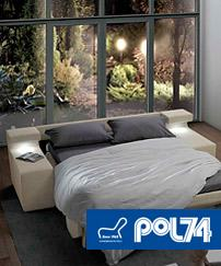 POL74 update 2015 Design Schlafsofa / Bettsofa Katalog