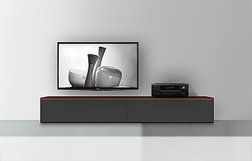 tv m bel hochwertiges individuelles design. Black Bedroom Furniture Sets. Home Design Ideas