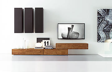 tv wohnw nde. Black Bedroom Furniture Sets. Home Design Ideas
