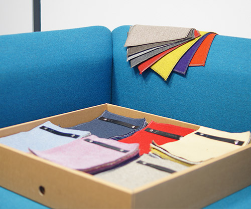 Livarea Interior Designer Fabrics Muster