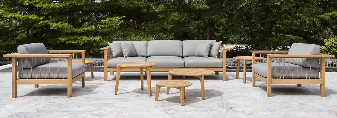 Polyrattan Gartenmobel Discount : Design Gartenmöbel ® aus Teak Edelstahl oder Aluminium