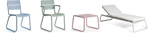 Oasiq Corail Aluminium Serie