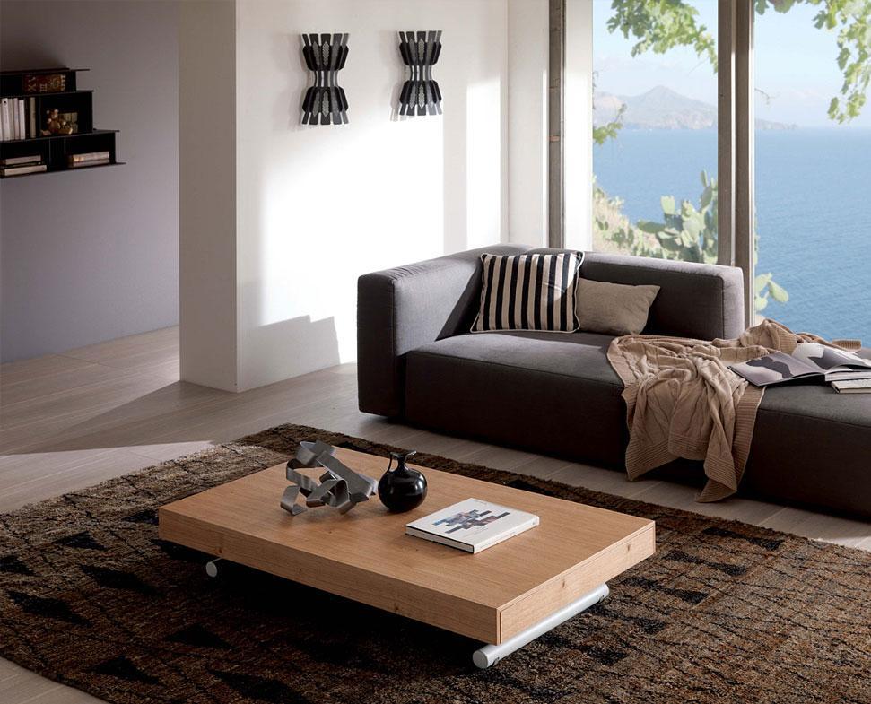 Multifunktionale Möbel für kleine Wohnungen