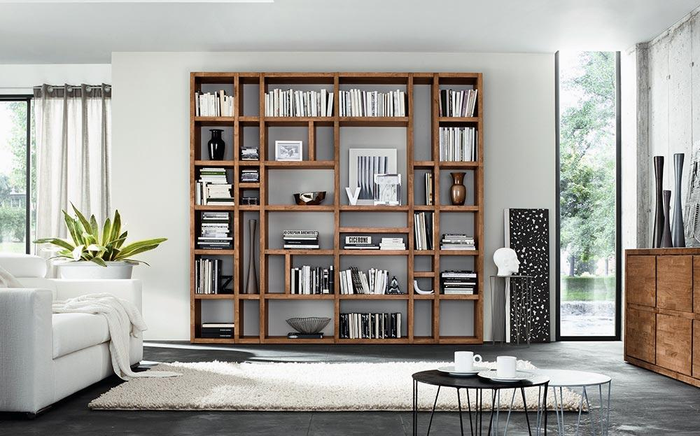 Ausgefallenes Bücherregal Design Regal Trends 2015 Aus Italien
