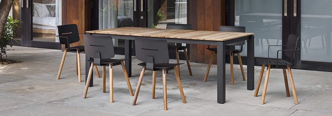 Holzmöbel garten  So werden eure Möbel für den Garten fit für den Frühling -