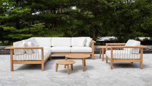 Frühlingszeit: - Wir stellen hochwertige Gartenmöbel vor