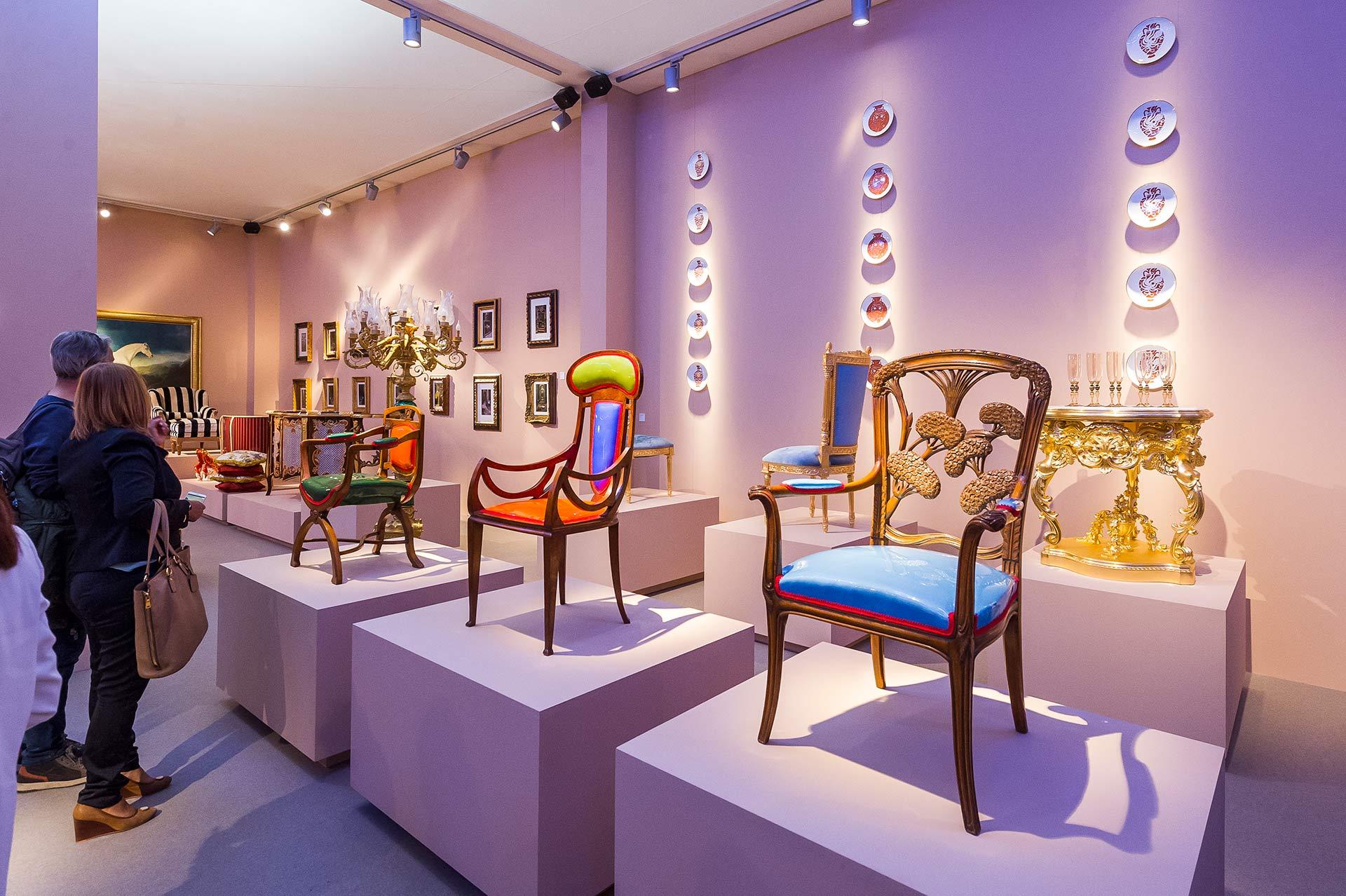 die neuesten trends von der mailander m belmesse 2017. Black Bedroom Furniture Sets. Home Design Ideas