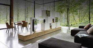Unsere Top 10 der schönsten Wohnwände fürs Wohnzimmer