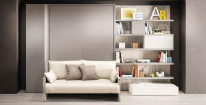 Kleine Wohnungen gemütlich, platzsparend und trendbewusst einrichten