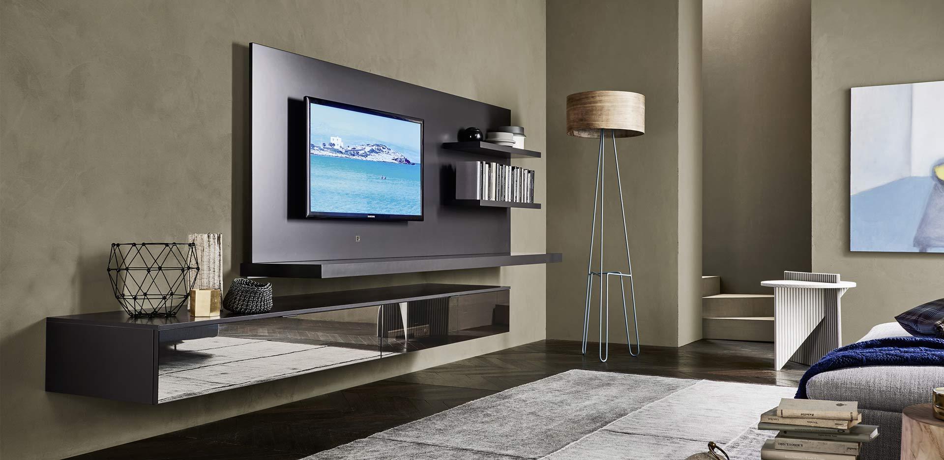Wandmontage für Möbel Schrittweise erklärt