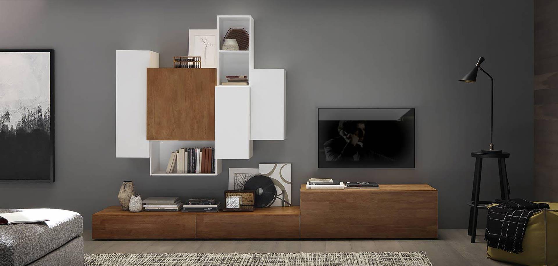 Individuell und natürlich: TV-Möbel aus Massivholz